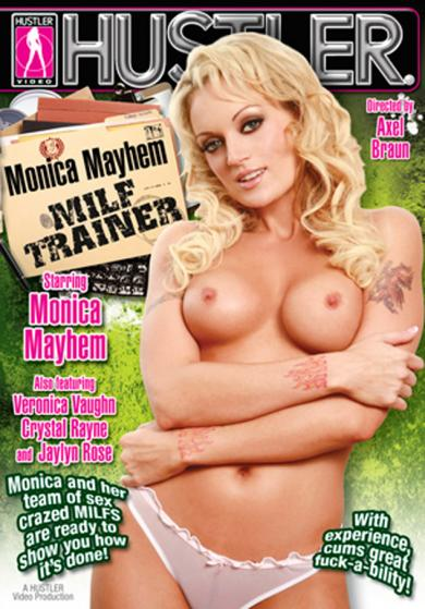 monica mayhem milf trainer sexy little milf tits.