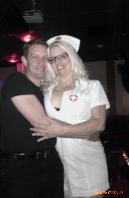Dirty Wet Nurse Veronica with Jonathan