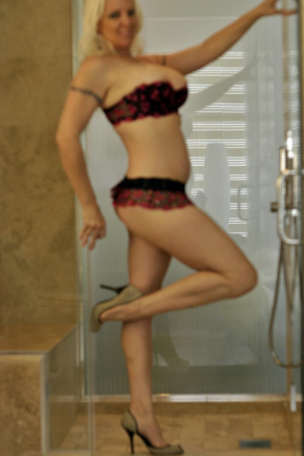 Shower Girl