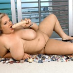 Bbw Veronica Vaughn Full Body Nude