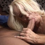 Vikki sucks a huge dick!
