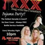 Vikki & Veronica Vaughn Hosting XXX Karaoke