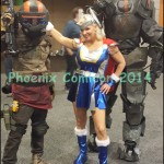 Phoenix COMICON 2014 & Ms Thor